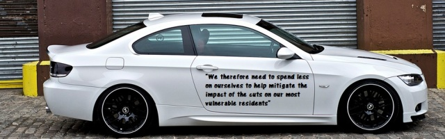 29 01 14 - personalised bmw quote
