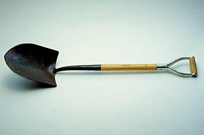 gardening shovel uid 996731