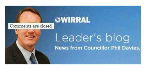 01 09 13 - wirral leader blog