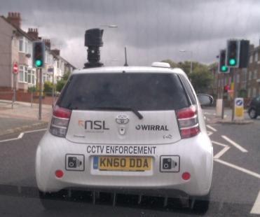 27 01 14 - wirral spy car