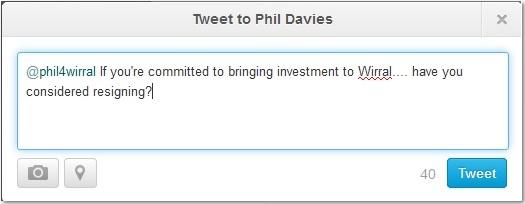 26 02 14 - resigning phil davies