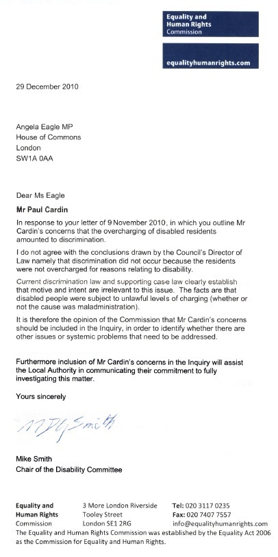 Angela Eagle Mike Smith Disability Discrimination1