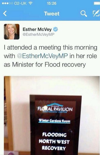mcvey flood recovery tweet