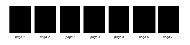 7 pages redacted