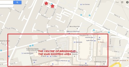 centre of birkenhead - phil davies