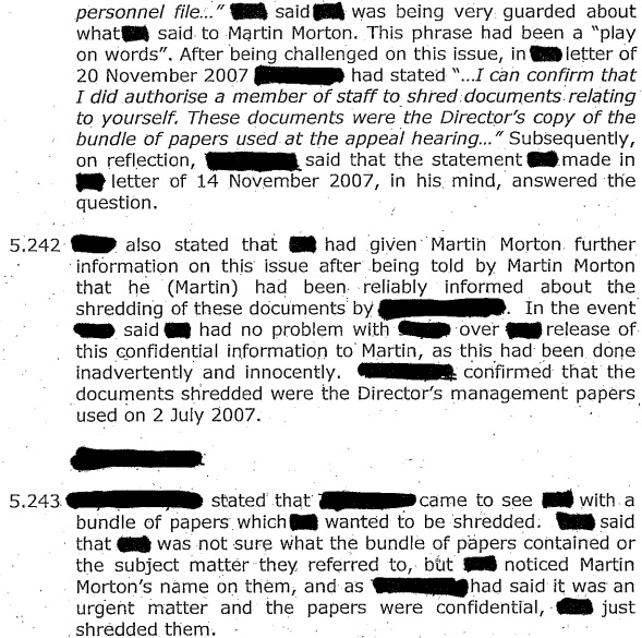 25 03 16 - second section of martin smith report