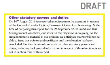 grant thornton objection to accounts