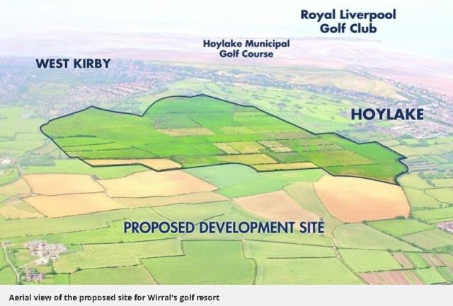 12 11 17 - hoylake golf resort plan