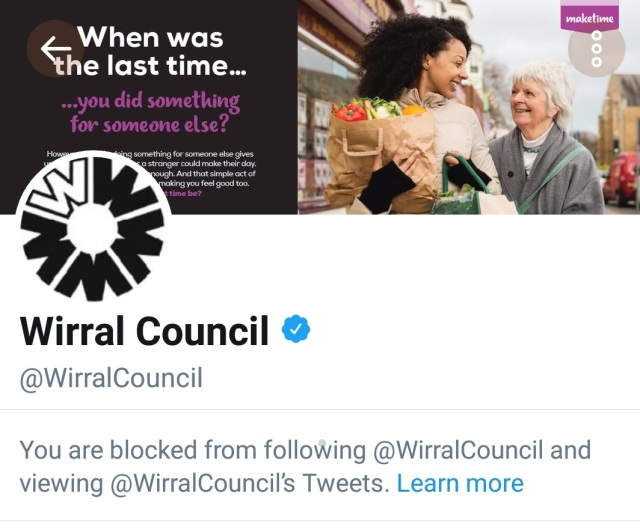 25 11 17 wirral council block us on twitter