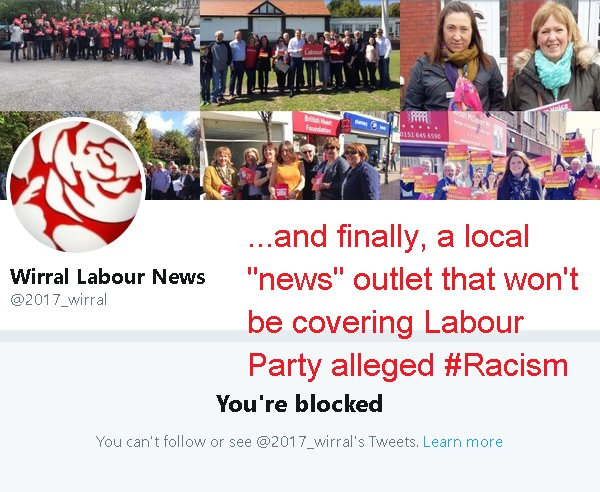 blocked by wirral labour news