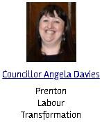 councillor angela davies