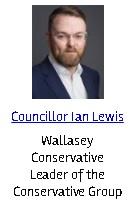 councillor ian lewis