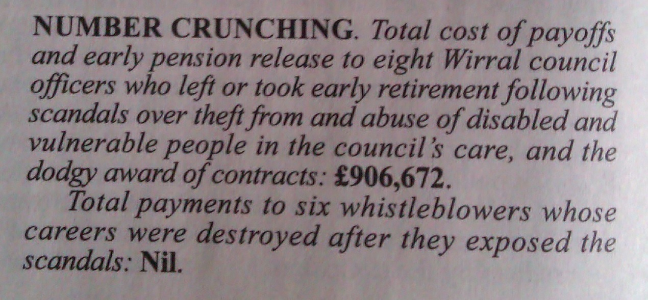 20 03 13 - private eye wirral number crunching