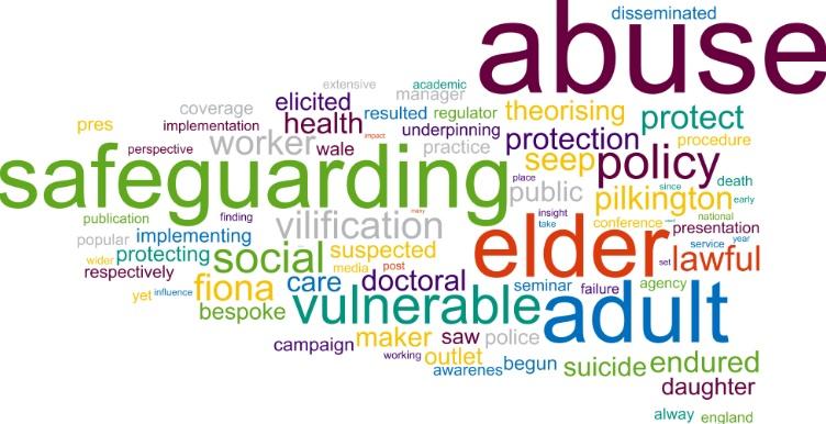 safeguarding and abuse keywords