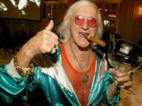 savile pic for noone losing her job at reading post