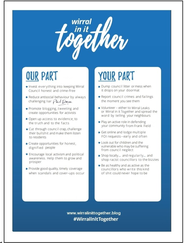 wirral in it together charter July 2018