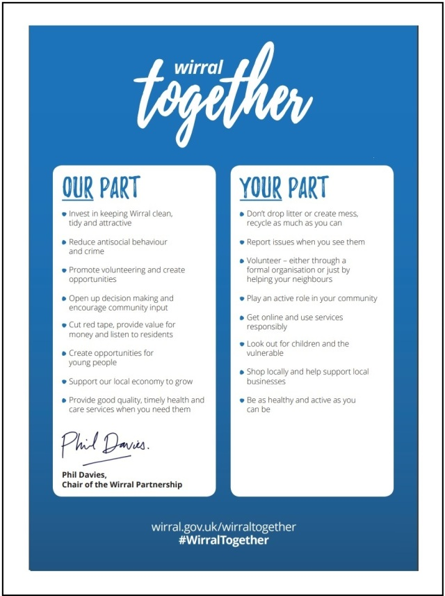 wirral together charter July 2018