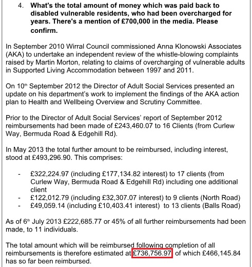 25 10 18 - money stolen by wirral council