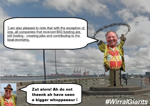 wirral council phil davies wirral giants