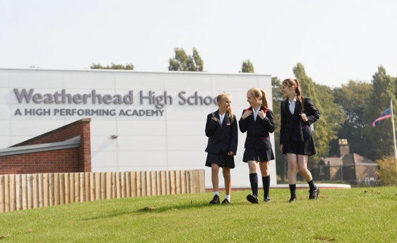 weatherhead high