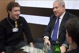 zuckerberg netanyahu