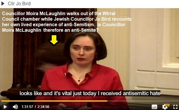 Jo Bird speech