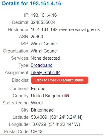 IP address - wirral council prince edward islands 3