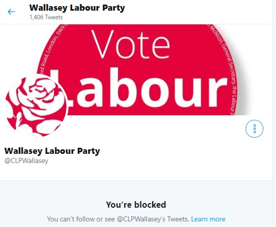 blocked by @CLPWallasey