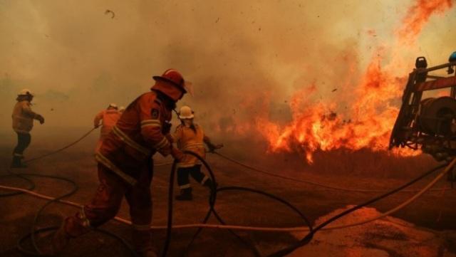 Australian firefighters 3