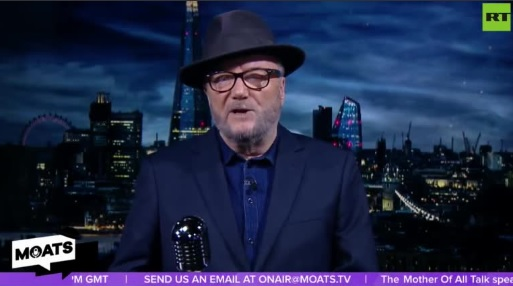 George Galloway - MOATS 36 - 23rd February 2020